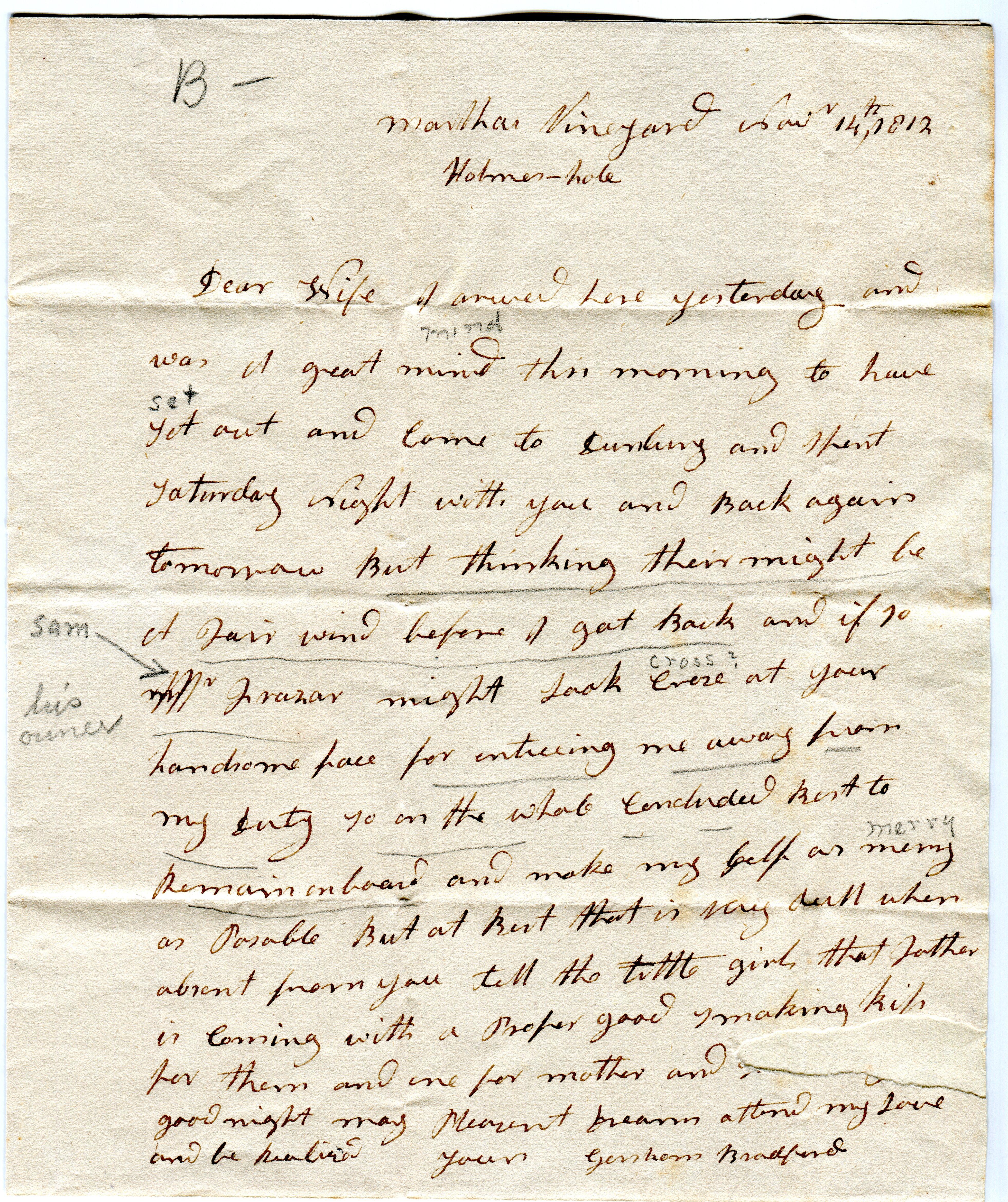 Albert Fish Letter