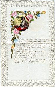 Emma Drew Valentine. c. 1850